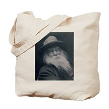 Walt Whitman Tote Bag