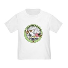 Love Animals Dont Eat Them Vegan T