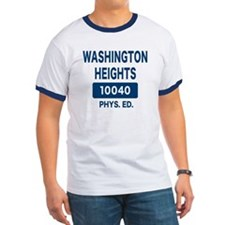 WASHINGTON HEIGHTS Phys. Ed. T