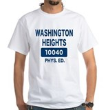 WASHINGTON HEIGHTS Phys. Ed. Shirt