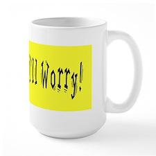 Worriers Anonymous Mug