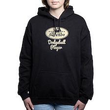 Superior dodgeball playe Women's Hooded Sweatshirt
