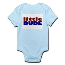 Little Dude Infant Bodysuit