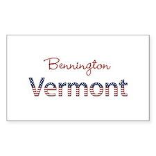 Custom Vermont Decal