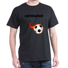 Cool Honduras football T-Shirt