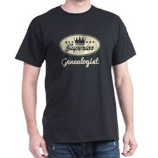 Superior genealogist T-Shirt
