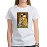 Kiss & Whippet Women's T-Shirt
