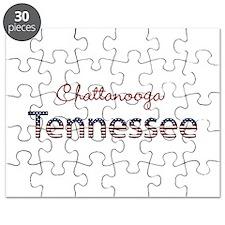 Custom Tennessee Puzzle
