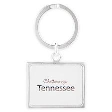 Custom Tennessee Landscape Keychain