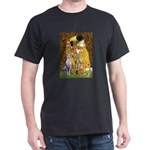 Kiss & Whippet Dark T-Shirt