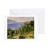 Paul Cezanne Greeting Cards (Pk of 10)