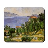 Paul Cezanne Mousepad