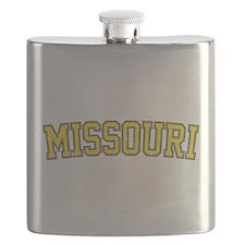 Missouri - Jersey Vintage Flask