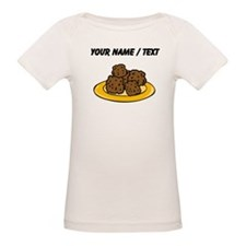 Custom Plate Of Meatballs T-Shirt