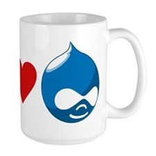 I-heart-drupalv1-pn... Mugs