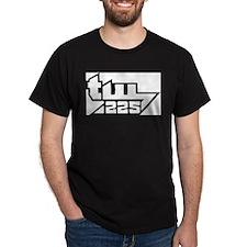 TW225 Big B/W T-Shirt