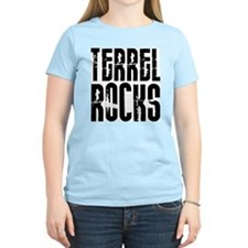 Terrel Rocks T-Shirt