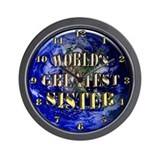World's Greatest Nurse 02 Wall Clock