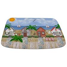 Island Time Bathmat