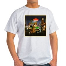 Poker Dogs Friend T-Shirt