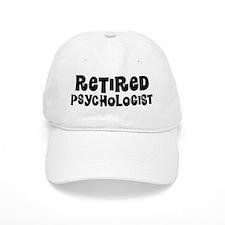 Retired psychologist Baseball Cap