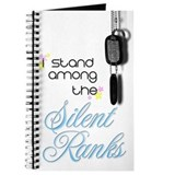 I Stand Among The Silent Ranks Journal