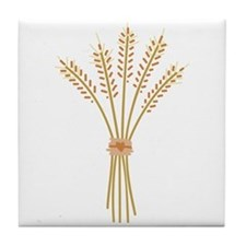 Wheat Bundle Tile Coaster