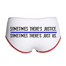 Justice Women's Boy Brief