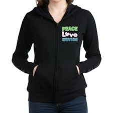 peace.love.swim Women's Zip Hoodie