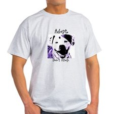 Cute Adopt a pet adoption animal rescue T-Shirt