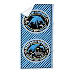 Whales Dolphins Beach Towels Beach Towel