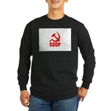 CCCP Hammer and Sickle T