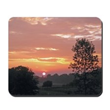 Farm Sunrise Mousepad