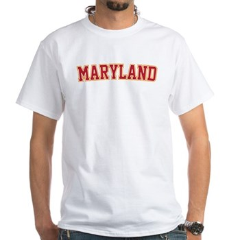 Maryland stickers, t-shirts, mugs, hats, souvenirs and many more great gift ideas.