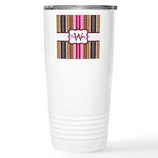 Tribal Pattern Personal Travel Mug
