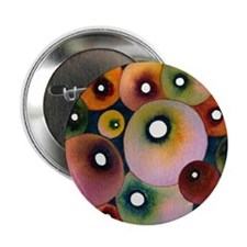 "Spheres 2.25"" Button"