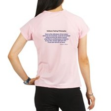 Software Testing Performance Dry T-Shirt