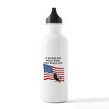 World War Winners Stainless Water Bottle 1.0l