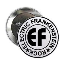 Electric Frankenstein Rock Button
