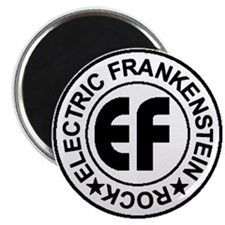 Electric Frankenstein Rock Magnet