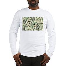 Cash Money Long Sleeve T-Shirt