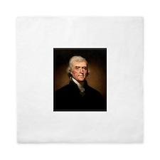 Thomas Jefferson Queen Duvet