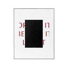 DREAM-IT-BELIEVE-IT-LIVE-IT-OPT-RED Picture Frame