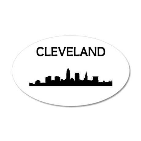 Cleveland Wall Decal