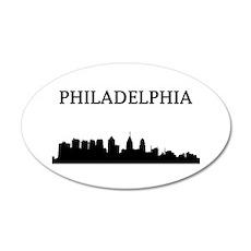 Philadelphia Wall Decal