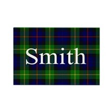 Smith Surname Tartan Magnets
