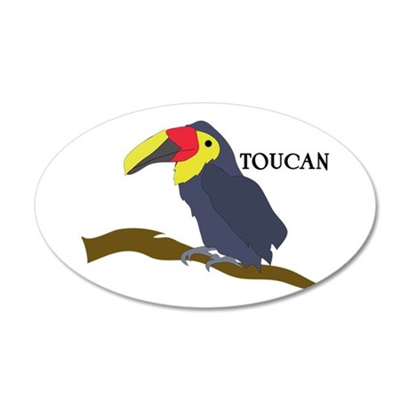 TOUCAN Wall Decal