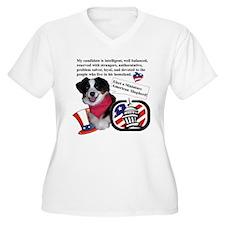Elect a Mini Plus Size T-Shirt