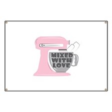 Mixed With Love Banner