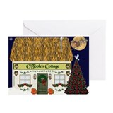 O'Toole's Irish Cottage Christmas Cards (10)